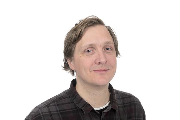 Alexander Paulsson är forskare knuten till K2 och VTI
