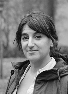 Dalia Mukhtar-Landgren är forskare vid K2