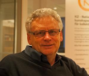 Jeffrey Kenworthy är gästprofessor vid K2 under 2015-2016