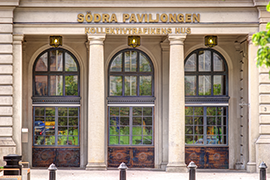 Seminariet arrangerades på Kollektivtrafikens hus i Stockholm