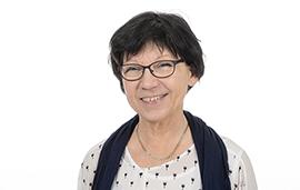 Lena Levin är en av forskarna bakom handboken Foto: Kennet Ruona
