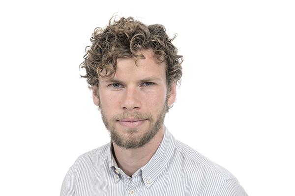 Göran Smith är doktorand vid K2