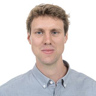 Elias Isaksson är ny doktorand på K2 och ska studera stadsmiljöavtalen Foto. Kennet Ruona