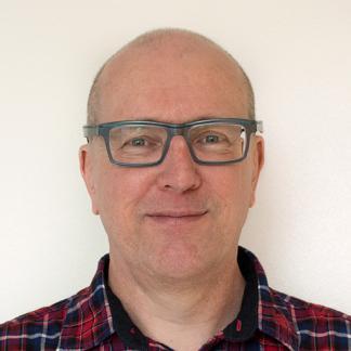 Claes Eriksson är K2:s informationsspecialist