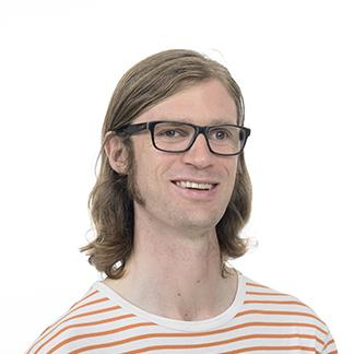 Ulrik Berggren är doktorand vid K2 och ska studera stadsmiljöavtalen