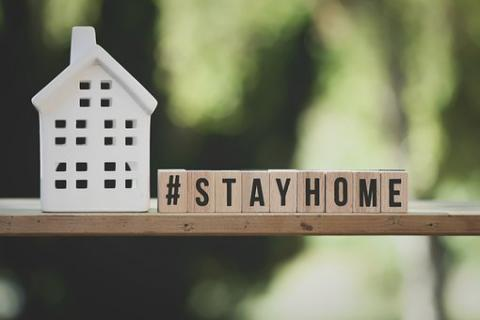 Stanna hemma