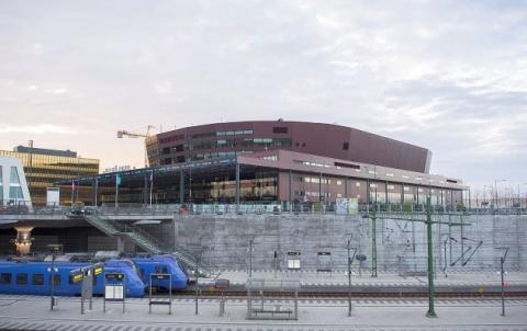 Hyllie i Malmö