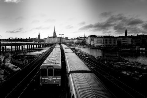 Stockholms kollektivtrafik
