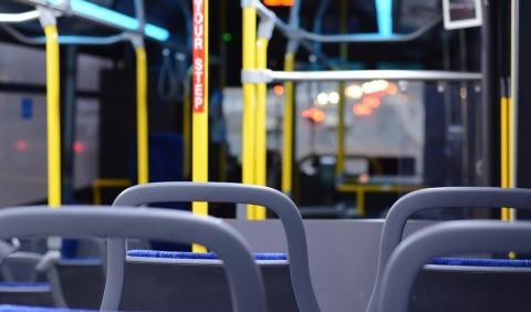 buss utan passagerare